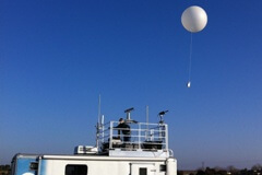 Mobile Weather Research Vehicle